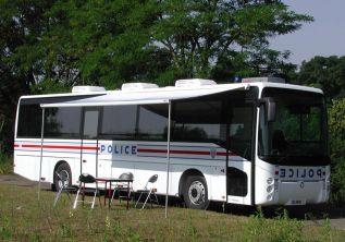 Commissariat mobile