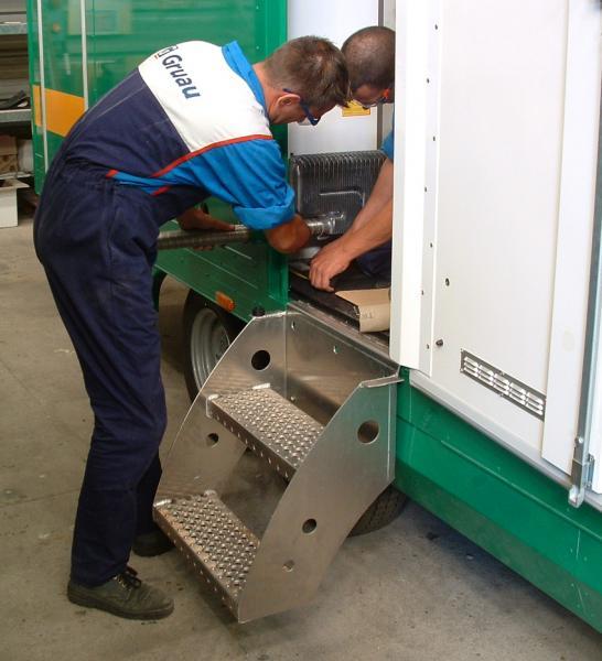 Rénovation de votre véhicule Gruau BTP