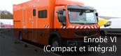 Véhicule ravitailleurs Base-Vie / Enrové VI Gruau BTP