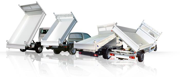 Gruau Bennes: une gamme de bennes acier ou aluminium pour vos besoins professionnels