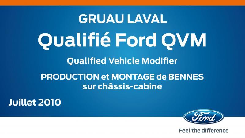 Logo QVM