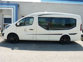 Renault TRAFIC - PERE LACHAISE