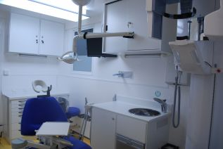 Cabinet dentaire mobile_Am�nagement