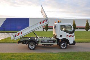 Vehicule de liaison - Benne Aluminium - Gruau BTP