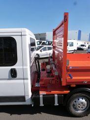 Amenagement Benne Aluminium sur chassis-remorque Maxicargo