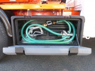 Amenagement Benne Aluminium sur chassis-remorque MaxicargoAmenagement Benne Aluminium sur chassis-remorque Maxicargo