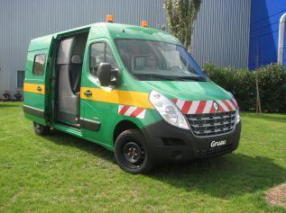 Vehicule de liaison - Confo-Cab - Gruau BTP