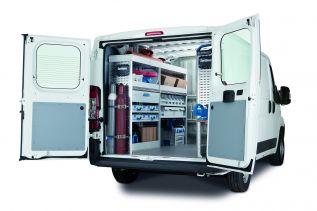 Amenagement Vehicule Atelier Amenagement Metallique - Gruau BTP