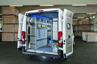 Amenagement Vehicule Atelier Amenagement Metallique