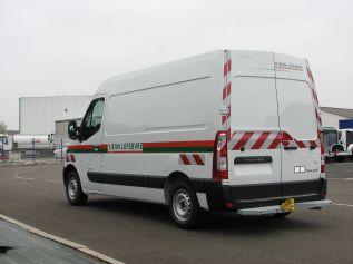 Vehicule Atelier Amenagement Metallique - Gruau BTP