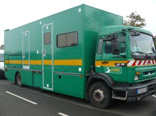 Vehicule Ravitailleurs/Bases-vie - VI Pratic et Integral - Gruau BTP